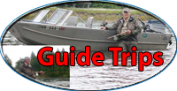 Guide Trips by Lost Creek Fly Shop, Mike Sturza