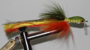 Bill's B.P. Musky Fly-Perch - Product Image