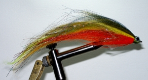 Bill's Figure 8 Sucker Perch Fly - Product Image
