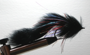 Mike's Black Flash Fly - Product Image