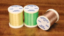 Danville 3/0 Monocord Waxed Thread - Product Image