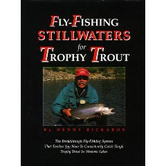 Fly Fishing Still Waters for Trophy Trout - Product Image