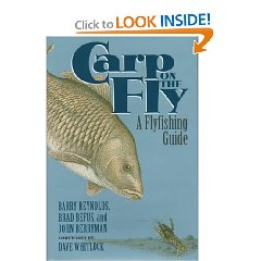 Carp on The Fly: A Fly Fishing Guide - Product Image