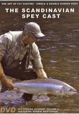 The Scandinavian Spey Cast DVD - Product Image