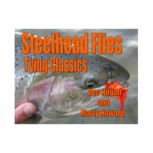 OUT OF STOCK Steelhead Flies, Tying Classics DVD - Product Image