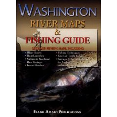 Washington River Maps & Fishing Guide - Product Image