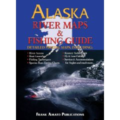 Alaska River Maps & Fishing Guide - Product Image