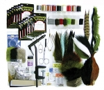 OUT OF STOCK Wapsi Deluxe Fly Tying Starter Kit - Product Image