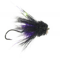 Strung-out Skater, Black/Purple - Product Image