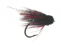 MS Muddler, Claret/Black - Product Image