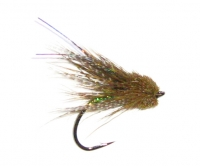 MS Muddler, Olive - Product Image