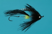Signature Intruder Green Butt Fly - Product Image