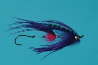 Signature Intruder Purple Fly - Product Image