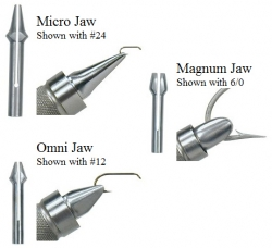 HMH Interchangeable Vise Jaws - Product Image