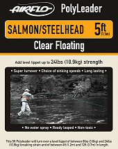 Airflo - Salmon/Steelhead PolyLeaders 5-feet long - Product Image