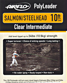 Airflo - Salmon/Steelhead PolyLeaders 10-feet long - Product Image