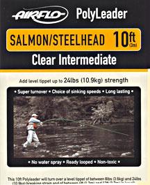 Airflo - Salmon/Steelhead PolyLeaders 10-feet long - Product Image