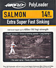 Airflo - Salmon/Steelhead PolyLeaders 14-feet long - Product Image