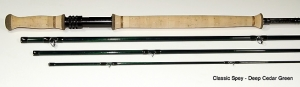 Burkheimer Classic Spey, Four Piece Rods - Product Image