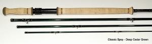 Burkheimer Classic Spey, Four Piece Rods - Product Image