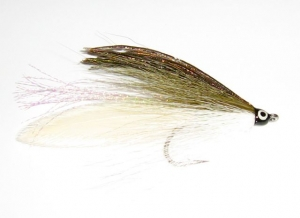 Deceiver - Olive/White - Product Image