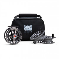 Lamson Remix 3-Pack Fly Fishing Reel & Spools - Product Image