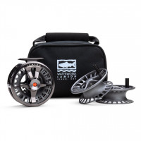 Lamson Remix HD 3-Pack Fly Fishing Reel & Spools - Product Image