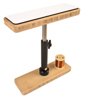 Nor-Vise Adjustable Dubbing Brush Table - Product Image