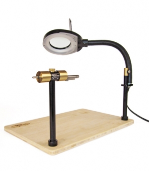 Nor-Vise Lamp and Magnifier - Product Image