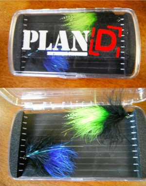 PlanD Fly Box - Product Image