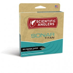 Sonar Titan Big Water Taper, Scientific Anglers - Product Image