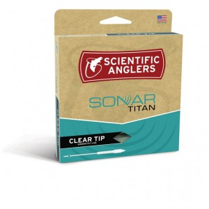 Sonar Titan Clear Tip, Scientific Anglers - Product Image
